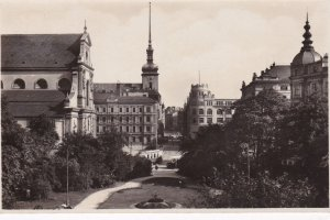 RP: BRNO , Czech Republic , 1920-30s ; La place de Lanzansky