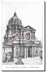 Old Postcard Collection Diary Paris Val de Grace Hospital