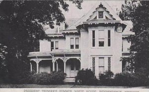 Missouri Independence President Trumans Summer White House