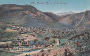 Colorado Manitou The Spa Of The Rockies