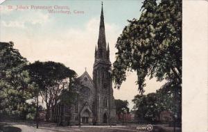 Saint Johns Protestant Church Waterbury Connesticut