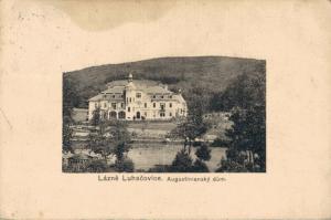 Czech Republic Lázné Luhačovice Augustiniansky dum 02.51