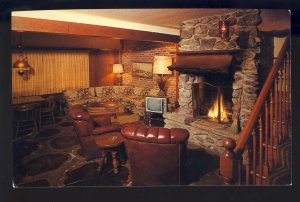 San Luis Obispo, California/CA Postcard, Madonna Inn, Country Gentleman Room