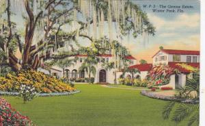 The Genius Estate, Winter Park, Florida, 1930-40s