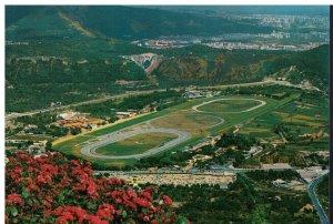 Postcard - Race Course at Agnano - Napoli Naples Italy