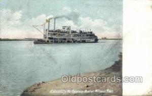 Acob Richtman Ferry Boats, Ship, Ships, Postcard Post Cards  Acob Richtman