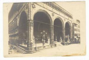 RP  Firenze - Loggia dei Lanzi, 00-10s