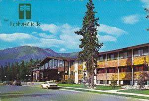 Lobstick Lodge Jasper National Park Alberta Canada