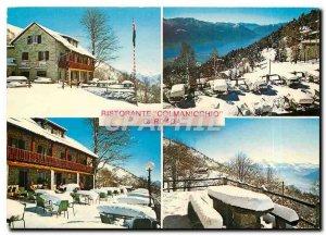 Postcard Modern Colmanicchio Ristorante Cardada Locarno