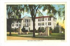 New Perry Hotel, Perry, Georgia, 1910-20s