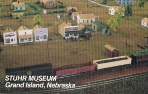 Nebraska Grand Island Stuhr Museum Railroad Town Scale Model
