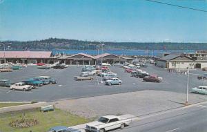 Tyee Plaza , Campbell River , Vancouver Island , B.C. , Canada  , PU-1969