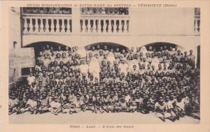 Africa Togo Lome L'ecole des Doeurts