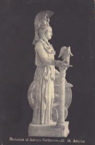 Greece Stattuette Of Athena Parthenos