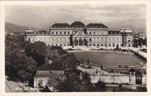Austria Vienna Belvedere Photo