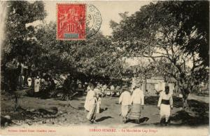 CPA DIEGO-SUAREZ Le Marche de Cap Diego MADAGASCAR (709651)
