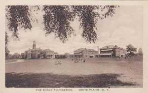 New York White Plains The Burke Foundation Albertype