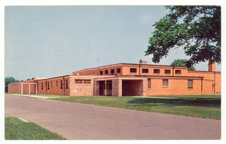 Dover, Delaware,  Early View of South Dover Elementary School