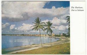 Tanzania; The Harbour, Dar Es Salaam, No 2 PPC By Dar Es Salaam Bookshop, Unused