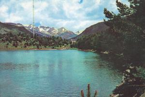 Postal 60930: Estanque d?Engolasters (Andorra)