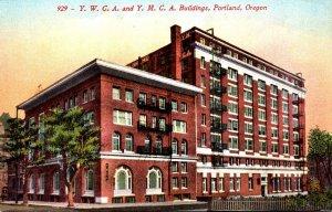 Oregon Portland Y W C A and Y M C A Buildings