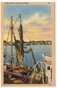 Fishing Boats, Cape Cod, Mass