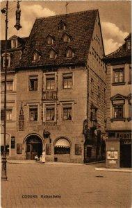 CPA AK Coburg- Hofapotheke GERMANY (1005324)