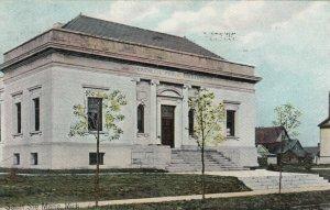SAULT STE MARIE , Michigan, 1912 ; Carnegie Library