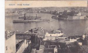 MALTA , Warships in Grand Harbor , 00-10s
