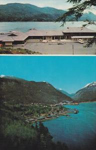 2-Views, Tahsis Chalet, Tahsis, British Columbia, Canada, 1940-1960s