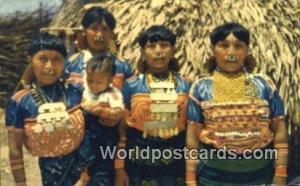 Panama San Blas Indian Women