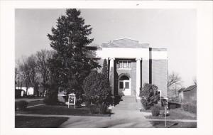 Illinois Durand First Methodist Church Real Photo