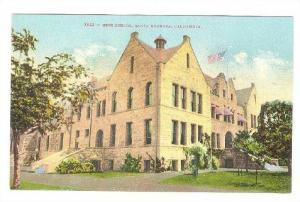 Exterior,High School,Santa Barbara,California,00-10s