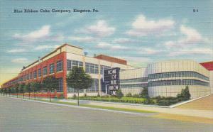 Blue Ribbon Cake Company, KINGSTON, Pennsylvania, 30-40s