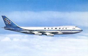 Olympic Airways - Boeing 747-200B - Jumbo Jet - Aviation