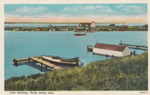 NORTH PLATTE, Nebraska, 1910-30s; Lake Maloney