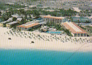 Arubal Aerial View Of Aruba Beach Club