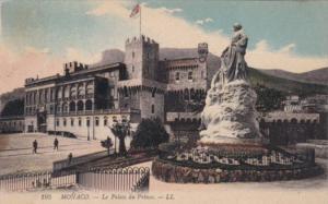 Monaco Monte Carlo Le Palais du Prince