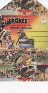 Cherokee Indian Reservation , North Carolina, 30-40s