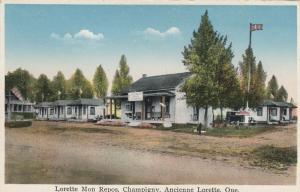 ANCIENNE LORETTE, Quebec, 1910-20s; Lorette Mon Repos, Champigny
