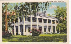 Louisiana Baton Rouge The Cottage Curteich