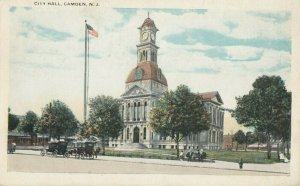 CAMDEN , New Jersey, 1910s ; City Hall