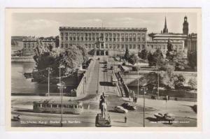 RP, Kungl. Slottet Och Norrbro, Stockholm, Sweden, 1920-1940s