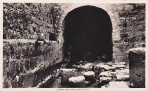 RP: Jerusalem , Pool of Bethesda #2 , Israel, 20-30s