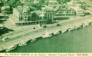 MA - Martha's Vineyard Island, Oak Bluffs. The Wesley House