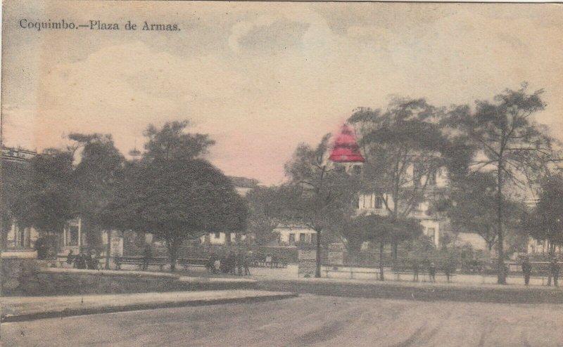 Coquimbo , Chile , 00-10s : Plaza de Armas