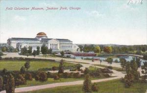 Illinois Chicago Field Columbian Museum Jackson Park