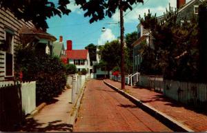 Massachusetts Nantucket Martin Lane 1957
