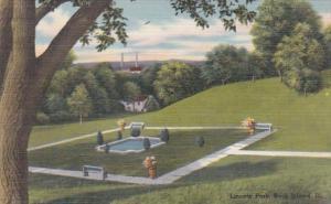 Illinois Rock Island Lincoln Park