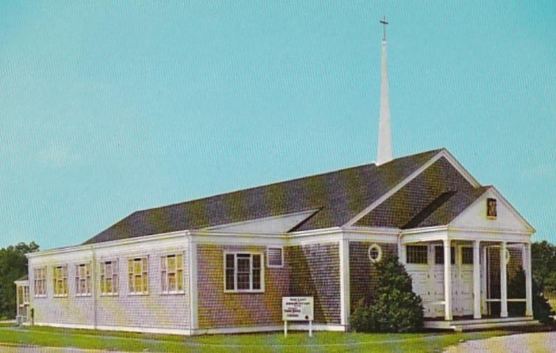 Massachusetts Cape Cod Dennisport Roman Catholic Church